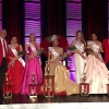 2017 Florida Strawberry Festival Queen Drew Knotts & Her Court