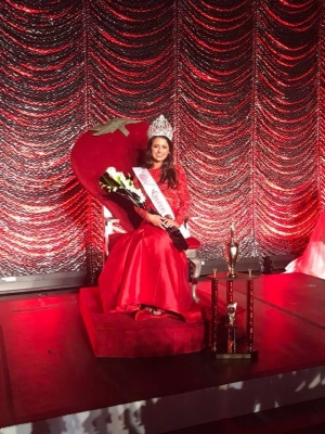 2018 Florida Strawberry Festival Queen