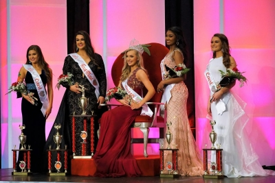2019 Florida Strawberry Festival Queen and Court