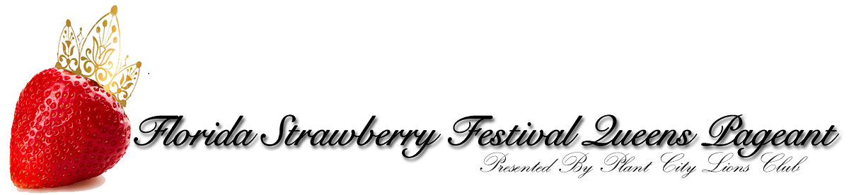 Florida Strawberry Festival Queens Pageant